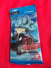 FULLMETAL ALCHEMIST TRADING CARDS Part2. / 10 cards pack / BANDAI / UK DESPATCH