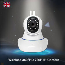 Mobile Phone Remote Control CCTV Wireless Camera HD WIFI 360 iPhone Android
