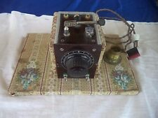 Radio Tsf Ancien Téléphone Poste  Émetteur à Galène pendant la guerre 14 18