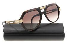 New Cazal Sunglasses Men Aviator CZ 657 Havana 080 CZ657 59mm
