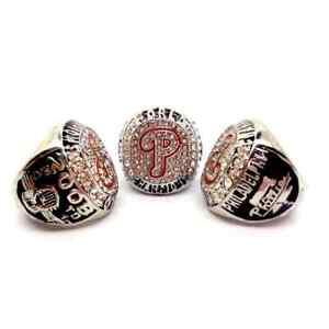 2008 Philadelphia Phillies Championship Ring 11 size