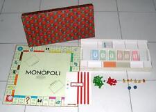 MONOPOLI DI LUSSO Scatola a rombi EDITRICE GIOCHI 1976 Deluxe Monopoly scacchi