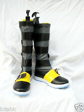 Final Fantasy VII Yuffie Cosplay SHOES BOOT Custom Made