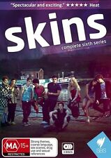 Skins : Series 6 (DVD, 2013, 3-Disc Set)