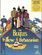 DVD THE BEATLES YELLOW SUBMARINE SEALED NEW FRAME BY FRAME HAND RESTORATION