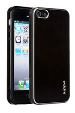 Juppa® Apple iPhone 5S / SE Ultra Slim Fit Case Cover With Sleek Aluminium Plate