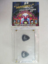 KISS PSYCHO CIRCUS ERA BORROWED FROM THE DRESSING ROOM COLLECTIBLE GUITAR PICKS