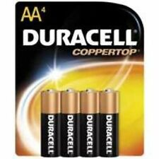 4 x Duracell MN1500B4Z AA 2850 mAh Single Use Batteries