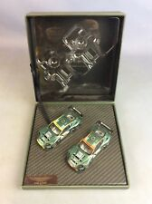 Aston Martin Racing 2006 Le - Mans 007 & 009 Racing Cars Box Set Ship Worldwide