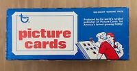 VINTAGE 1983 TOPPS BASEBALL VENDING BOX 500 CARDS - GWYNN SANDBERG BOGGS ROOKIES