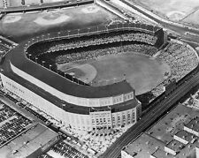 1945 OLD YANKEE STADIUM Glossy 8x10 Photo New York Yankees Print Baseball Poster