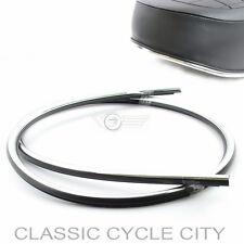 Honda CB 500 Four K0-K2 Chromleiste Kantenschutz Sitzbank Chrome Trim Seat Cover