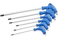 T-Griff Schraubendreher Satz 6-tg für Torx Schrauben Schraubenschlüssel Werkzeug