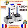 2 x Ampoules XENON D3S D3R 35W 8000K Originale Phare Ballast Feux HID 12V