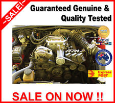 Holden Commodore 3.8 V6 Eco Tec Super Charged Engine Motor 10Psi Pulley 170 000