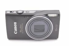 CANON POWERSHOT ELPH 350 HS / IXUS 275 HS 20.2 MP DIGITAL CAMERA BLACK