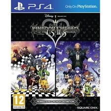 Kingdom Hearts HD 1.5 and 2.5 Remix for PlayStation 4 Ps4 - UK Preowned