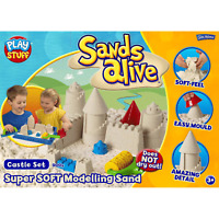 John Adams Sands Alive Castle Set 900g - brand new