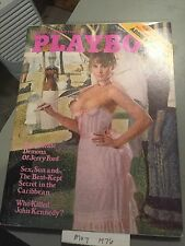 Playboy, May 1976.  Abbie Hoffman, Hefner, Patricia McClain, Suze Randall, Ford