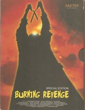 The Burning / Burning Revenge - 2 Disc Special Edition - RARE CULT HORROR DVD