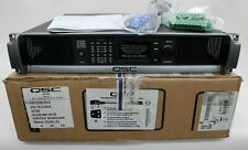 QSC CXD4.3 Multi-Channel System 5000W DSP Processing Power Amplifier NEW