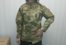 A-TACS GREEN CAMO SHIRT - NEW MADE ** sizes M to XXL** GEL / PAINT BALL, HUNTING