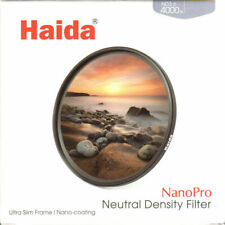 Haida NanoPro ND3.6 ND4000 Neutral Density 12 Stop Filter 52/58/62/67/72/77/82mm