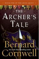 The Archer's Tale (The Grail Quest, Book 1), Bernard Cornwell,0060935766, Book,