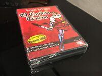 Il Capitan Thunder (Vol 1 & Vol 2 DVD Sigillata Nuovo Videocomic Digitale
