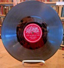 "Gospel Melody Quartet, Hide Me Rock Of Ages, RARE Sharon 78"" rpm, X 762 A, G/G+"