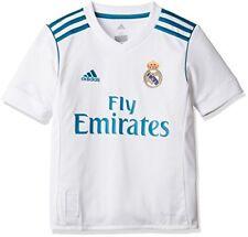 Maillots de football de club étranger blancs enfants adidas