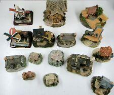 Miniature Village structures, Matrix/Boyds Town/Academy/Aristocrat.l ot