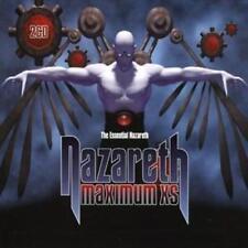 Nazareth : Maximum Xs - The Essential Nazareth CD (2004) ***NEW***