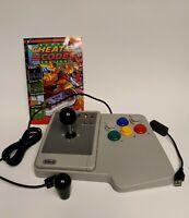 The Edge Super Joystick Emio PC Nintendo SNES NES