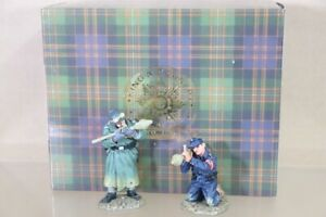 KING & COUNTRY WSS185 WWII GERMAN FORCES INFANTRY PANZERFAUST WARRIORS SET nu