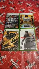 Xbox 360 lot Grand Theft Auto IV, Saints Row 2 and more.