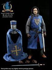 "PANGAEA 1/6 12"" French Crusader Knight General Balian Figure (Jerusalem Version)"