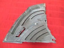 02-05 BMW 745 760 Front Left Fender Bumper Trim Splash Shield Guard Cover OEM