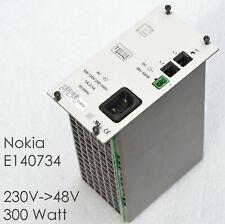 100V 110V 230V AC 48V DC 300W NETZTEIL NOKIA E140734 POWER SUPPLY STROMADAPTER M