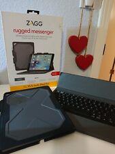 Zagg 10.5 IPad Pro Rugged Messenger Wireless Keyboard Case