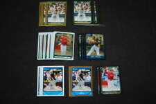 (68) 2006-2008 BOWMAN CHROME REFRACTOR GOLD DRAFT JOEY VOTTO RC ROOKIE LOT L596