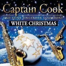 "CAPTAIN COOK ""WHITE CHRISTMAS"" CD NEUWARE"