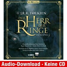 Hörspiel-Download (MP3) ★ J.R.R. Tolkien: Der Herr der Ringe
