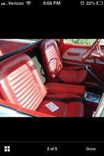 Ranger F100 1967 to 1979 Ford Truck Bucket Seat Brackets