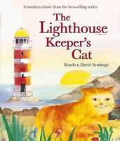 The Lighthouse Keeper's Cat by Ronda Armitage, Good Used Book (Paperback) FREE &