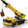 Building Blocks Engineering Kran Kids Figur Toys Model Gifts Decoration 665PCS