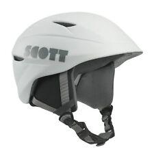 SCOTT Keeper Ski Helmet, White Matt, Small 49.5-53cm