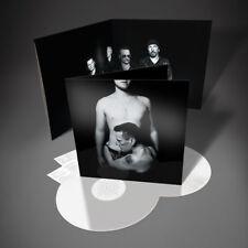 U2 Songs of Innocence 180g Double White Vinyl Gatefold LP Factory Sealed