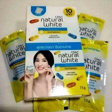 6 x 7.5g Olay Natural White Light Fairness UV Protection Whitening Spot Cream