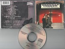 Brendan Croker & the 50' Clock Shadows CD same (C) 1989